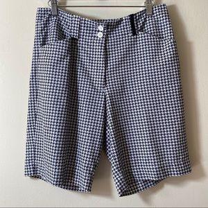 NIKE Golf Fit Dry Bermuda Shorts Womens Size 4